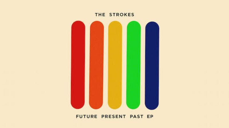 (Image: The Strokes, Cult Records)