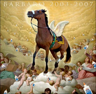 Illustration for article titled Will Barbaro Go To Heaven? It's Up To You