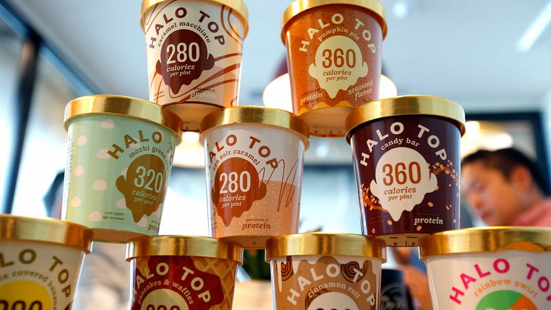 Illustration for article titled Man sues Halo Top after not reading package correctly