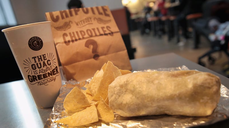 Illustration for article titled Chipotle could raise burrito prices 5 cents in response to Mexican tariffs