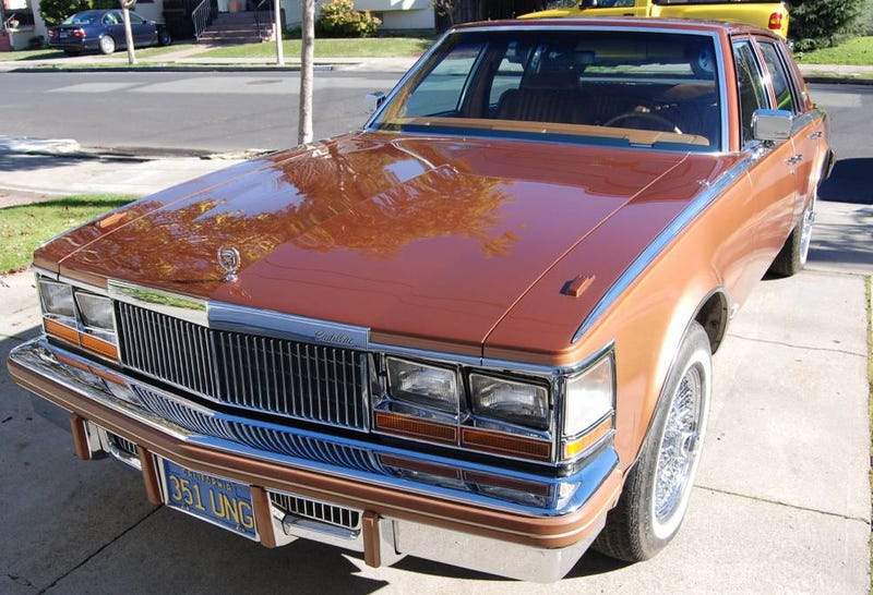 Illustration for article titled At $24,995, Could The Seller Of This 1978 Cadillac Seville Elegante Be Serious?
