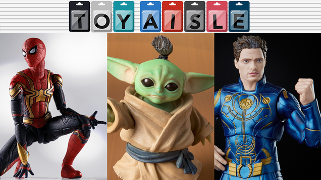 Grogu Goes Samurai, and More of the Best Toy News of the Week