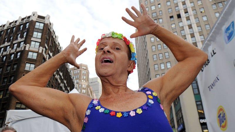 Richard Simmons Big Loss in Lawsuit Calling Someone Transgender Isn't Defamatory