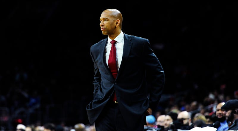 Illustration for article titled Monty Williams's Wife Dies In Car Accident