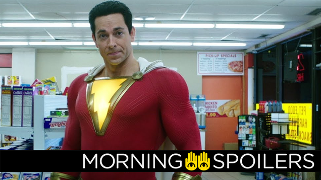 Updates From Shazam 2, and the Future of Alien