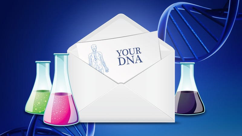 Illustration for article titled Do I Really Want to See the Results of a Mail-In DNA Test?