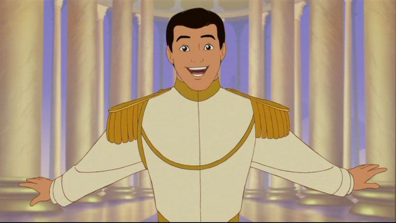 Illustration for article titled Disney creates new merchandising opportunities with Prince Charming movie