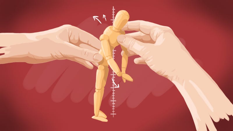 Illustration for article titled Top 10 Ways to Fix Your Terrible Posture