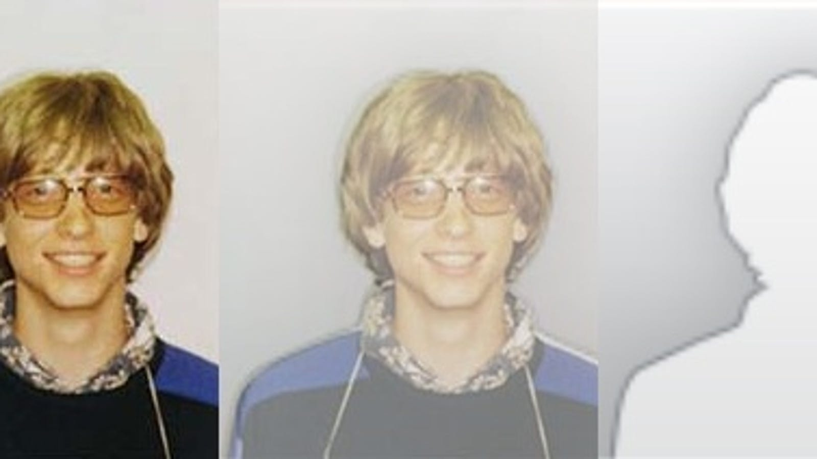 Is Bill Gates' Mug Shot The Generic User Icon In Outlook 2010?