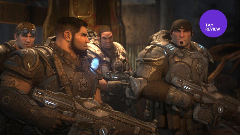 Illustration for article titled Gears of War: Ultimate Edition: The TAY Review