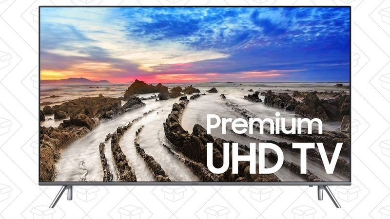 "Samsung MU8000 65"" 4K TV 