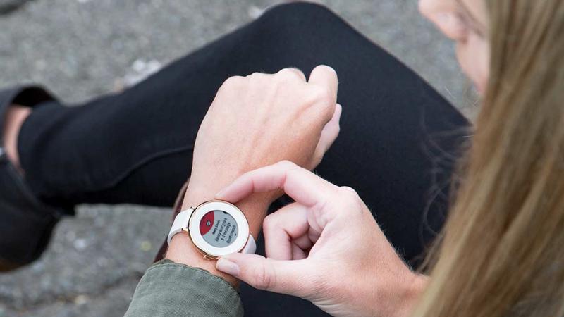 Image: Pebble/Fitbit