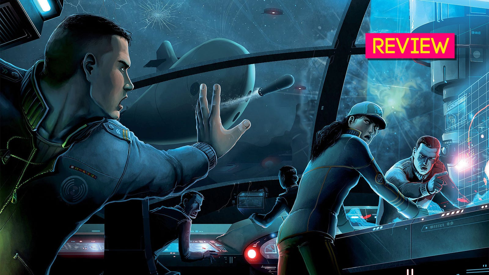 Captain Sonar: The Kotaku Review image