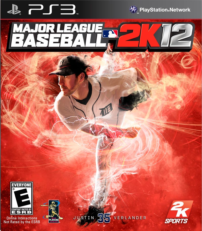 Illustration for article titled An MVP Graces MLB 2K12's Cover