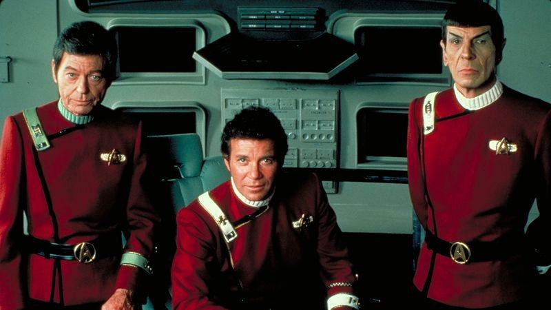 Star Trek II: Wrath Of Khan