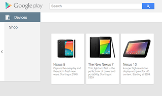 Illustration for article titled The Nexus 5 Accidentally Pops Up Early on Google Play for $350