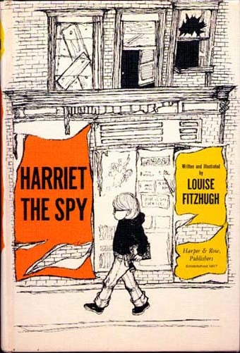 Illustration for article titled Harriet The Spy: Iconoclastic, American Lezebel Icon