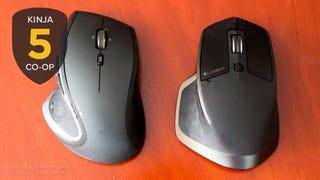 Illustration for article titled Five Best Desktop Mice