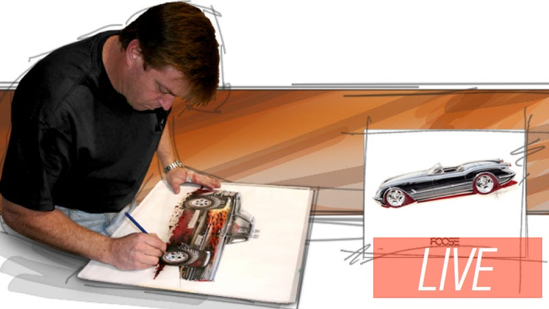Illustration for article titled Ask Legendary Car Customizer Chip Foose Anything You Want