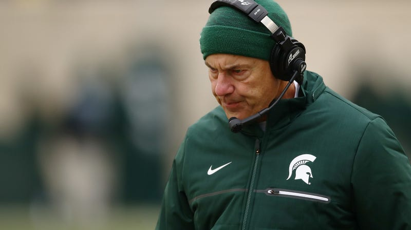 Illustration for article titled Reports: Mark Dantonio Ignored Warnings From Three Staffers When Recruiting Player Later Sent To Prison