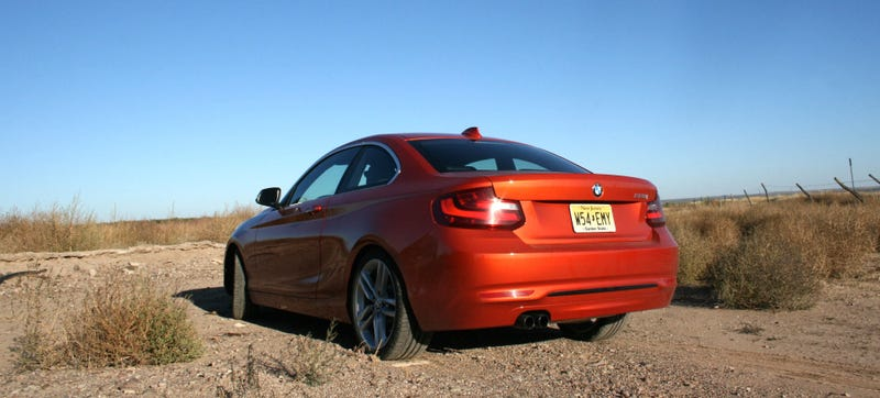 Illustration for article titled The BMW 228i Is The Best Enthusiast Bimmer You Can Buy