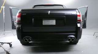 Illustration for article titled Pontiac G8 ST Officially Named... Pontiac G8 ST, Tens Of Chevy Fans Will Now Sleep Easy