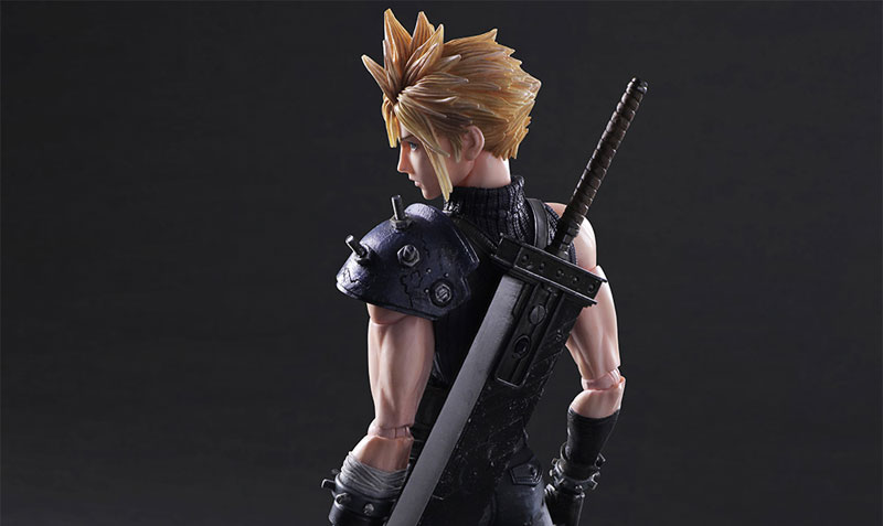 Illustration for article titled You Can't Play Final Fantasy VII Remake Yet, So Here Are Some Figures