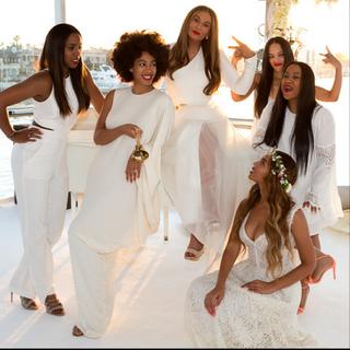 Kelly Rowland, Solange, Tina Knowles Lawson, Bianca Lawson, Angie Beyince, BeyoncéInstagram