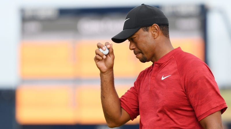 Illustration for article titled This Is How It Feels To Get Whacked By A Tiger Woods Golf Ball