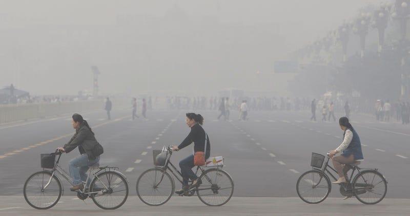 Illustration for article titled Cada año mueren más de 5 millones de personas debido a la contaminación del aire