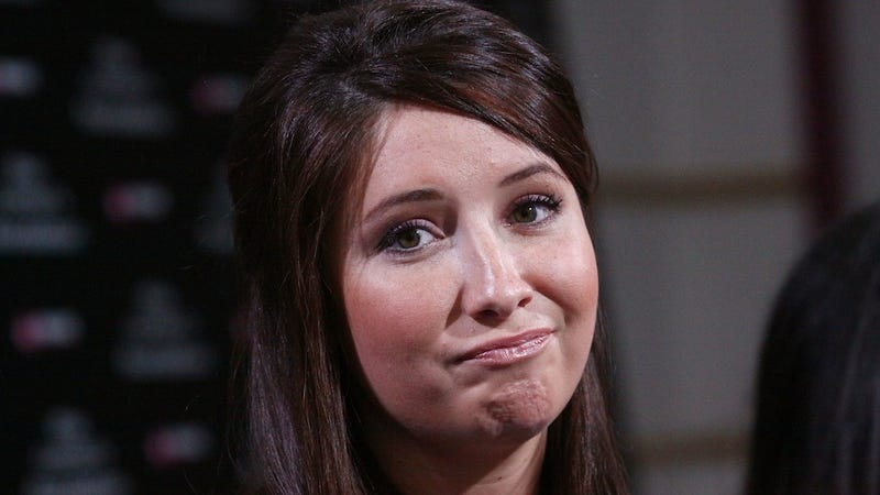 Illustration for article titled Bristol Palin Palinesquely Makes Character Attacks on Sandra Fluke All About Bristol Palin