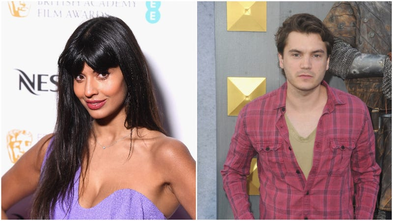 Illustration for article titled Jameela Jamil would like to remind Quentin Tarantino, everybody else, that Emile Hirsch assaulted a woman