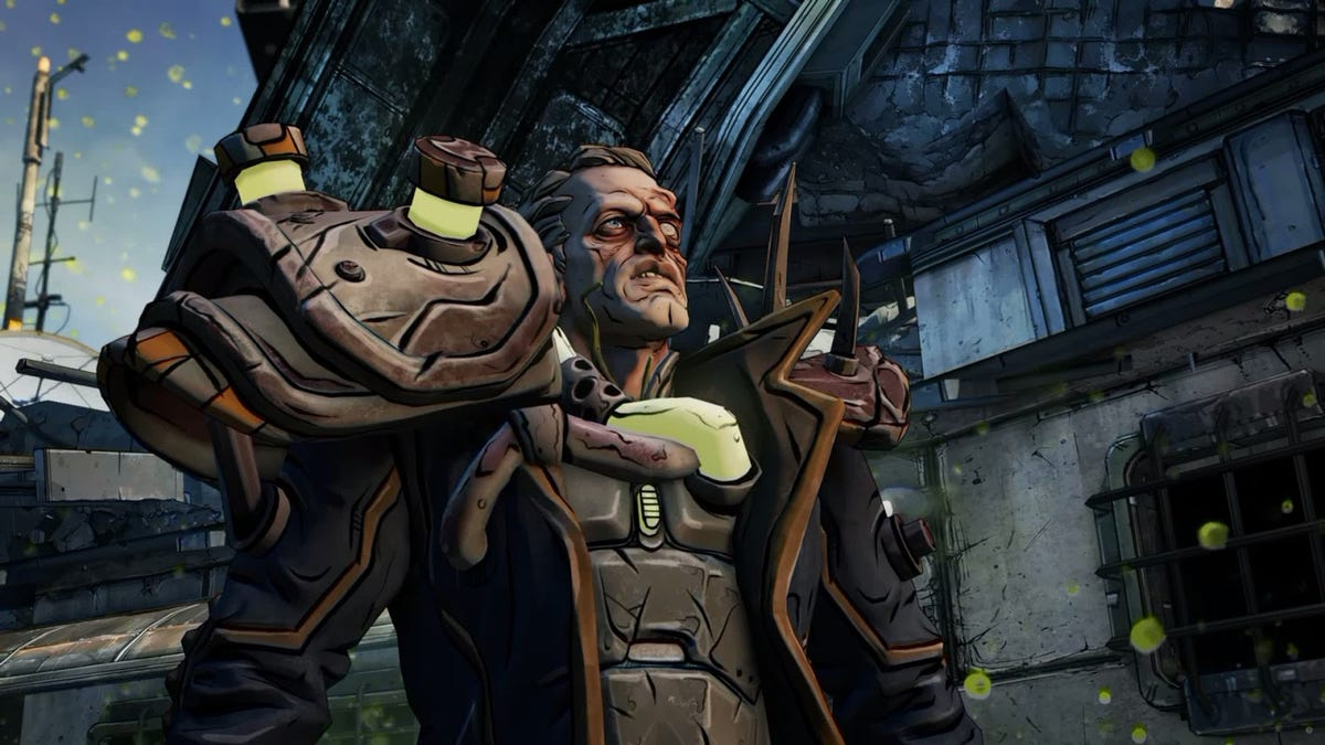 Borderlands 2's Final Free DLC Is A Whole Lot