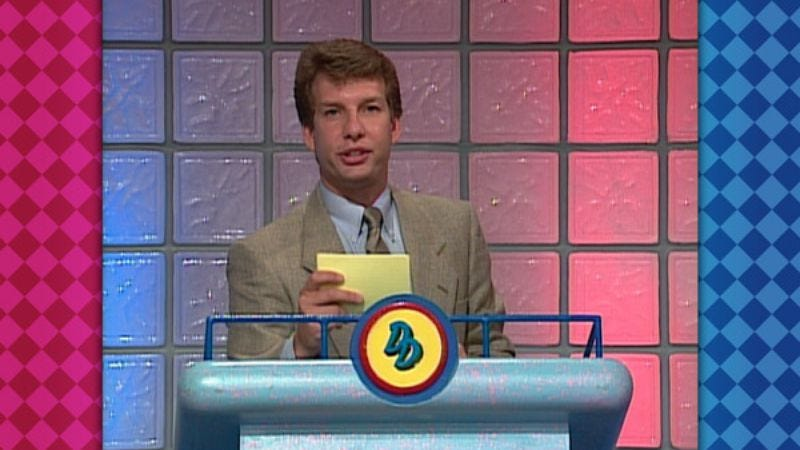 Illustration for article titled Marc Summers climbs over obstacle course of his own making toward Double Dare reboot