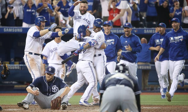 The Padres Gave Up One Of The Dumbest Walk-Offs Of The Season