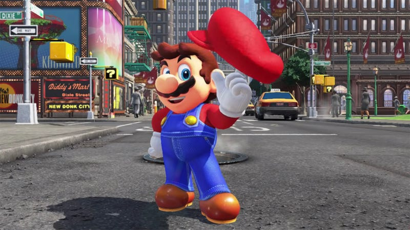 Illustration for article titled Fascinating Lore: Nintendo Revealed That The Reason Mario Always Comes Back To Life After He Dies Is Because Both Heaven And Hell Reject His Soul