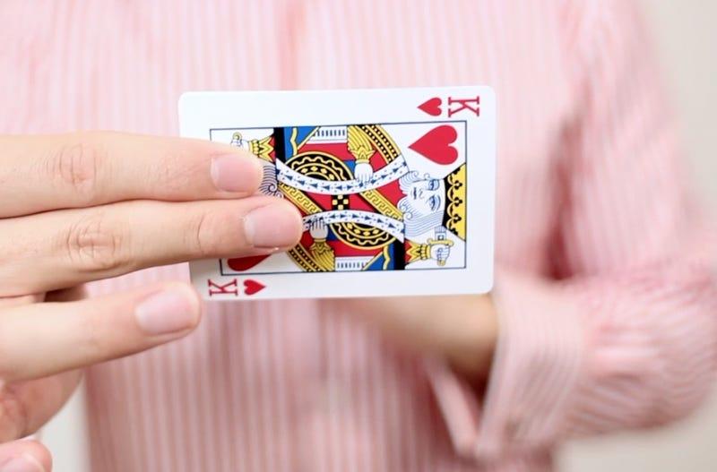 Illustration for article titled El secreto de este truco de magia que te ha dejado con la boca abierta toda la vida eran las matemáticas