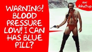 Illustration for article titled Underpants Measure Blood Pressure Without Inconvenient Bulges