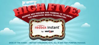 Redbox Instant Will Shut Down Streaming Video on October 7th