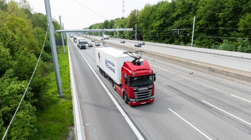 Here Come Electric Highways (Eventually)