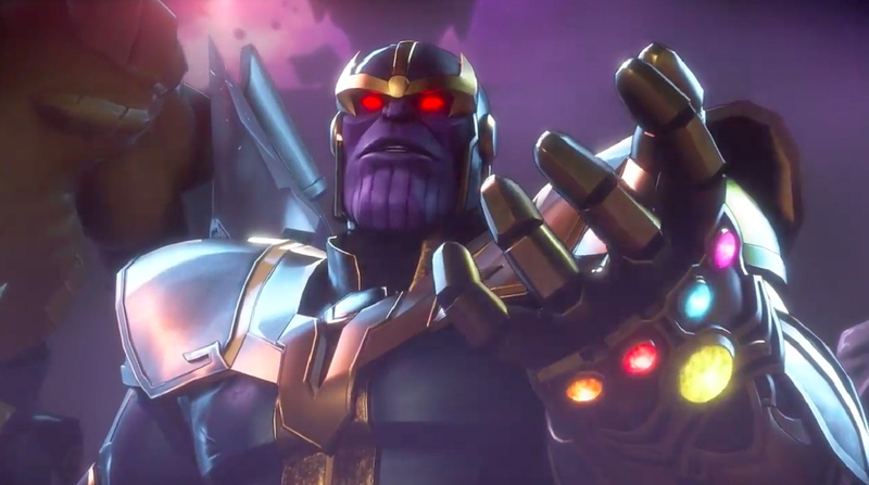 Thanos threatens the cosmos once more in Marvel Ultimate Alliance 3.
