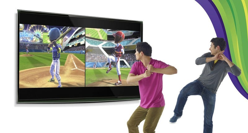 Illustration for article titled Coming Up This Weekend at PAX: Kinect Sports Baseball