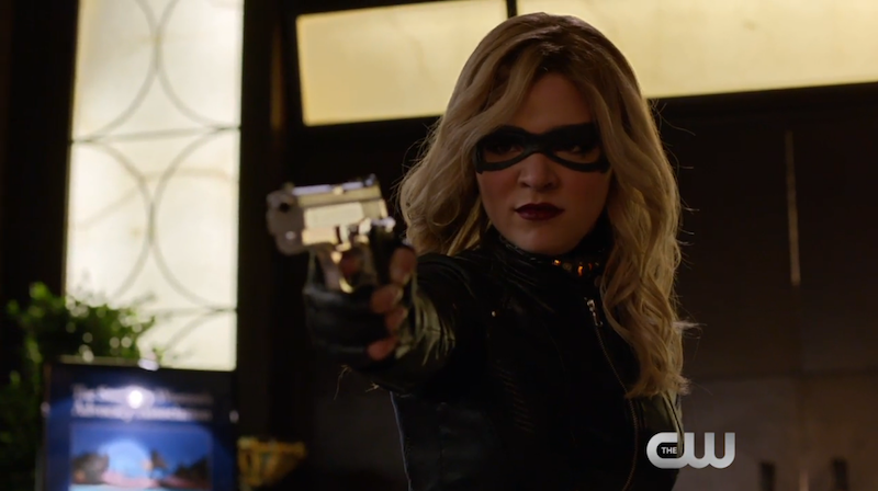 "Image: Screenshot of ""Canary Cry,"" the CW"