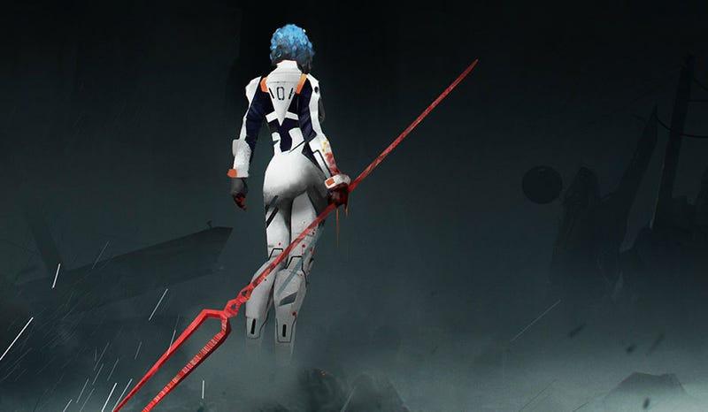 Illustration for article titled Go Get 'Em, Rei