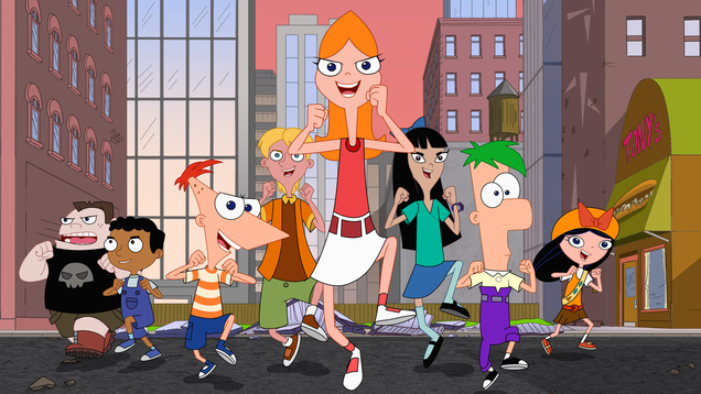 The Phineas and Ferb Movie Has a Release Date on Disney Plus