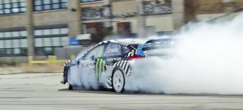Illustration for article titled Ken Block Rips Sweet Drifts And Mad Burnouts In Gymkhana 9 Next Tuesday