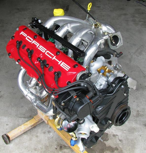 What's The Largest 4-Cylinder Gas Engine Ever Put In A Car?
