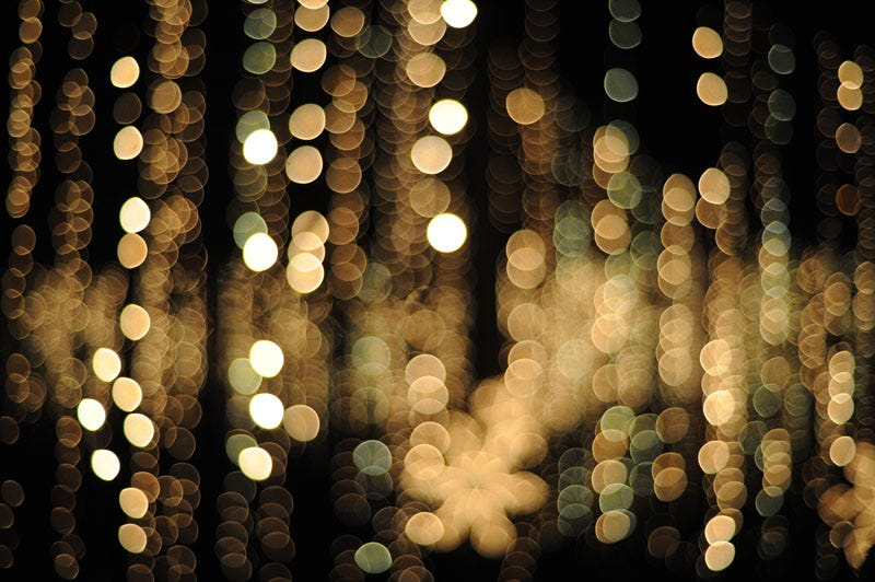 Illustration for article titled Photo Contest: Christmas Lights