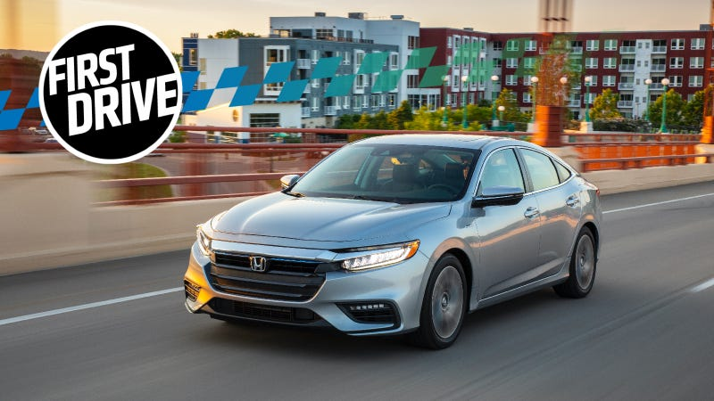 Ilration For Article Led The 2019 Honda Insight Is Most Normal Hybrid