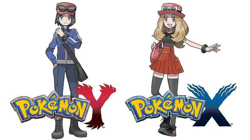 Illustration for article titled Pokemon X & Y: What Trainer are You?